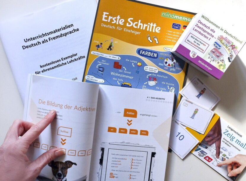An Excellent Way To Learn German